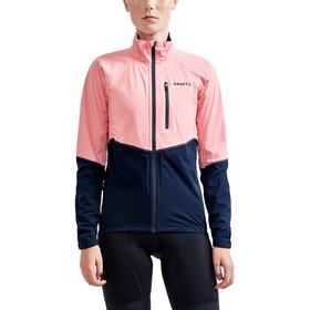 Craft ADV Endur Hydro Jacket Women, azul/rojo